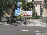 Obama Tiba di Hotel Tentrem Yogyakarta