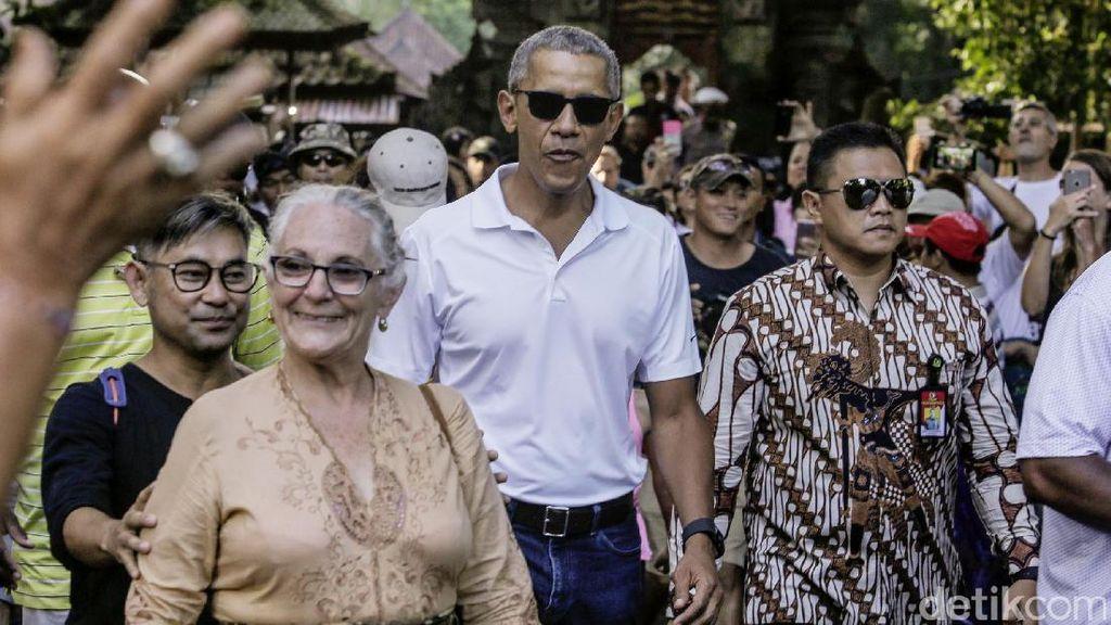 Waktu di Yogyakarta, Obama Kecil Main Petak Umpet di Tempat Ini