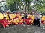Mengenal Penjaga Pantai di Sukabumi, yang Hanya Dibayar Rp 8 Ribu Sehari