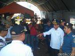 Menteri Perhubungan Cek Kesiapan Arus Balik di Tol Cikopo