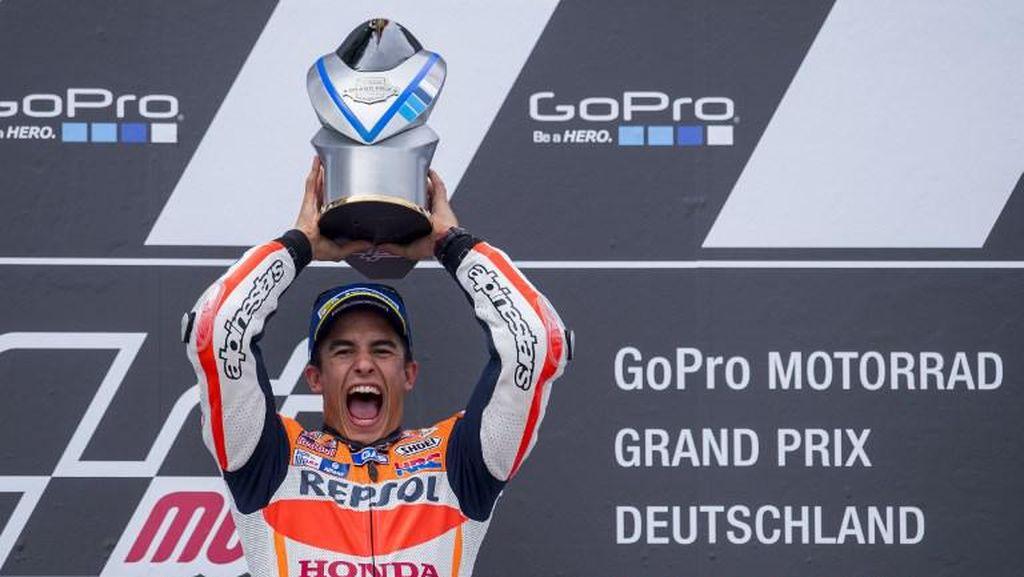 Akankah Dominasi Marquez di Sachsenring Berlanjut?