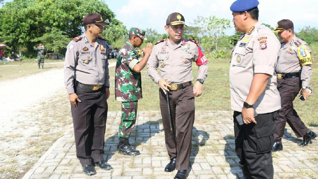 Kapolda Banten Cek Jalur Wisata di Kawasan Banten Selatan