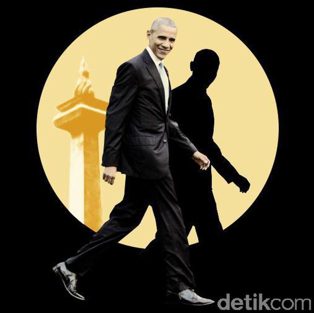 Obama, Si Bebek Sawah dari Menteng Dalam
