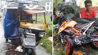 Dihadiahi KTM Duke 390, Bocah 15 Tahun Tewas Kecelakaan