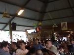 Berebut Meja Makan, Pengunjung DeRanch Lembang Ricuh
