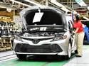 Toyota Mulai Produksi Camry Anyar di Amerika
