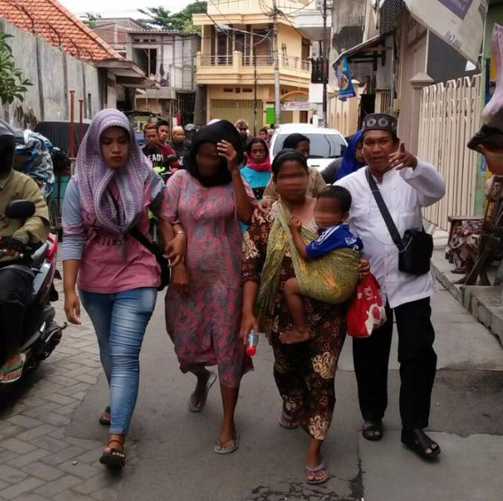 Tim Kaypang Deteksi Lokasi Pengemis di Surabaya, Mana Saja?