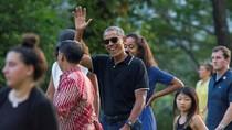 Bakal Kunjungi Bogor, Obama akan ke Istana dan Ngopi di Kebun Raya