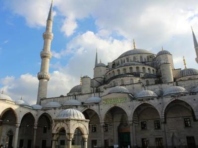 Melewatkan Bulan Ramadan di Istanbul, Ini Kisahnya..