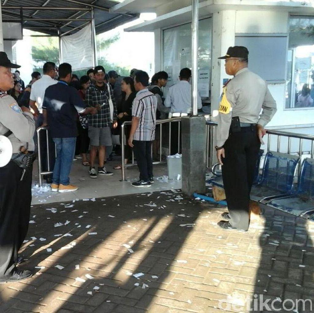 4.766 Wisatawan ke Kepulauan Seribu Menyeberang dari Muara Angke