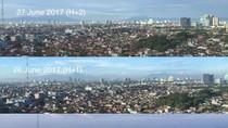 Soal Kualitas Udara Jakarta Saat Mudik, Ini Tanggapan Kemenkes