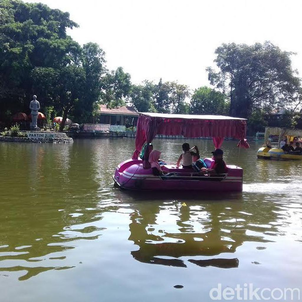 Taman Balekambang Solo Dikunjungi 2.500 Wisatawan dalam Sehari