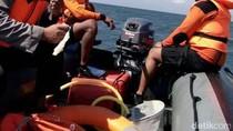 Pencarian Penumpang Kapal Jatuh di Selat Bali Belum Membuahkan Hasil