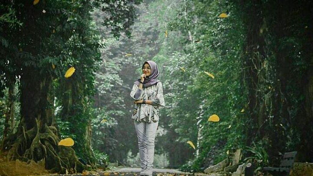 Sudut-sudut Instagrammable di Kebun Raya Bogor
