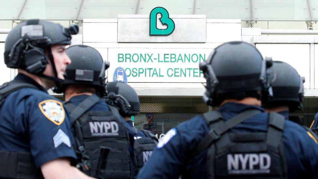 Mantan Dokter Mengamuk di RS Bronx-Lebanon