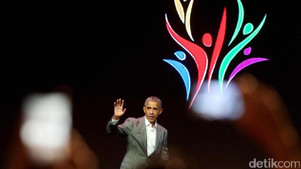 Obama Sangat Indonesia