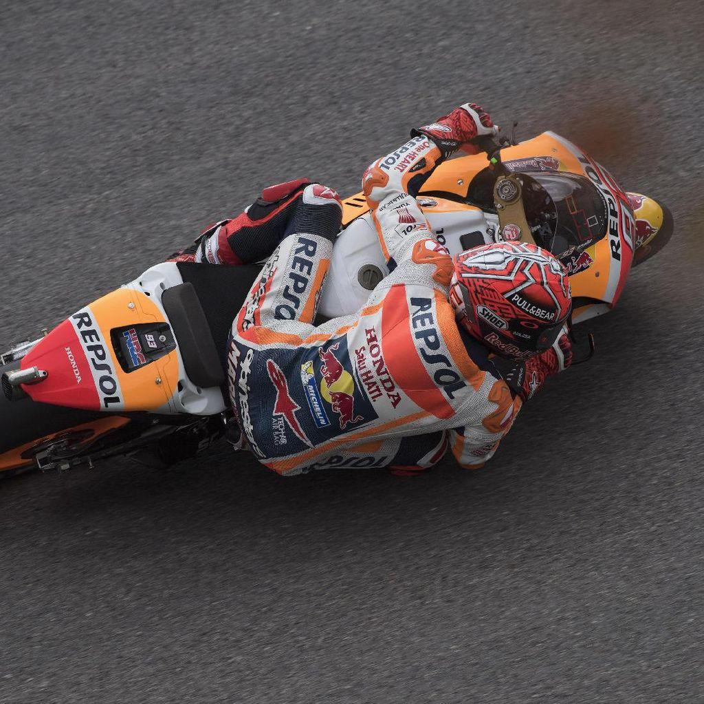 Kata Honda soal Statistik yang Unggulkan Marquez Usai Sachsenring