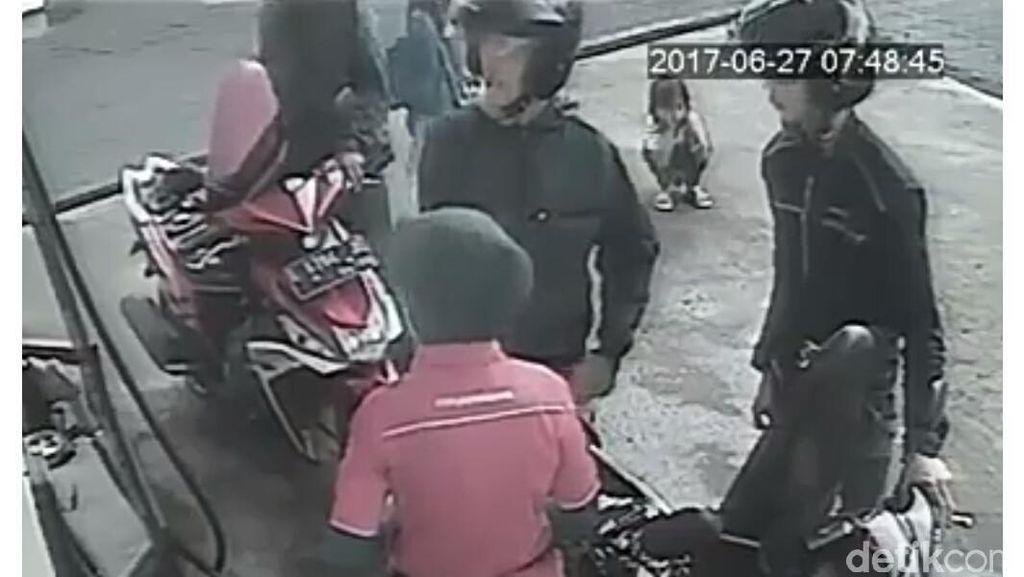 Anak Perempuan Terlindas Mobil di SPBU, Siapa yang Salah?
