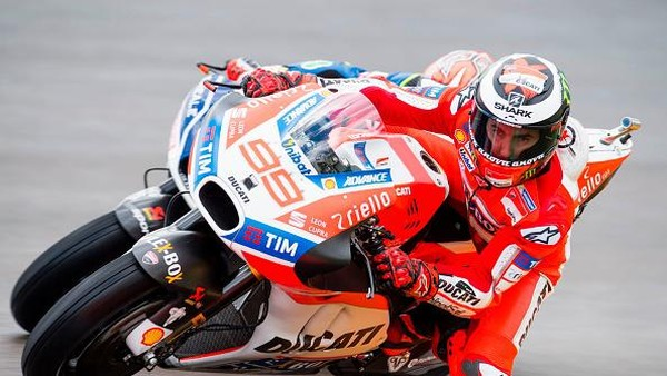 Lorenzo Berharap Hujan Tak Turun di Sachsenring