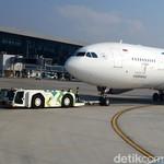 Garuda Indonesia Belum Bisa Terbang ke Moskow dan AS