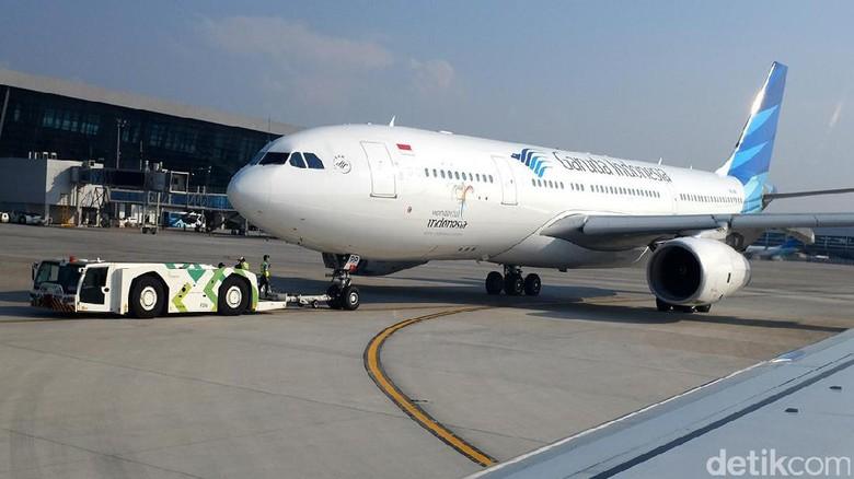 Garuda Layani Penerbangan Jakarta-Banyuwangi Bulan Depan