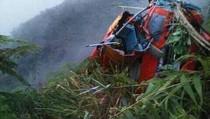 Basarnas: Helikopter Crash dari Ketinggian 7.000 Kaki