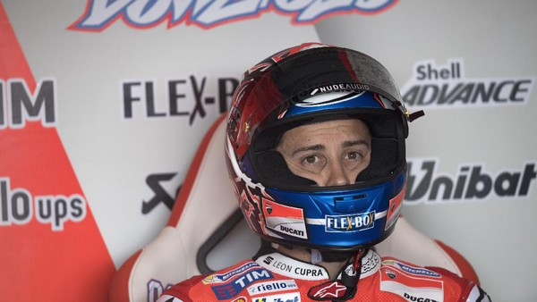Dovizioso Berharap Peruntungannya di Brno Berubah