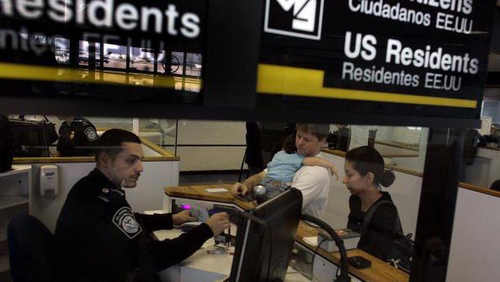 Bandara AS Mata-matai Warga Sendiri dengan Pengenal Wajah
