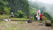 Spot Foto Baru di Camping Ground Mawar Ungaran
