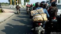 Ada 50 Kecelakaan Saat Arus Mudik-Balik di Banten