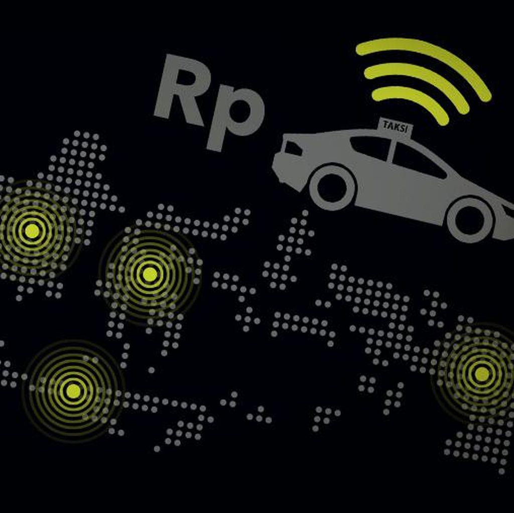 8 Argumen Pencabutan Aturan Taksi Online yang Dikabulkan MA