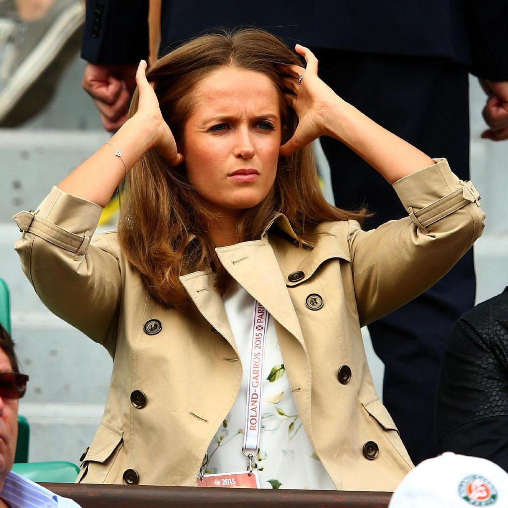 Jelang Wimbledon, Murray Umumkan Kim Sears Hamil Lagi