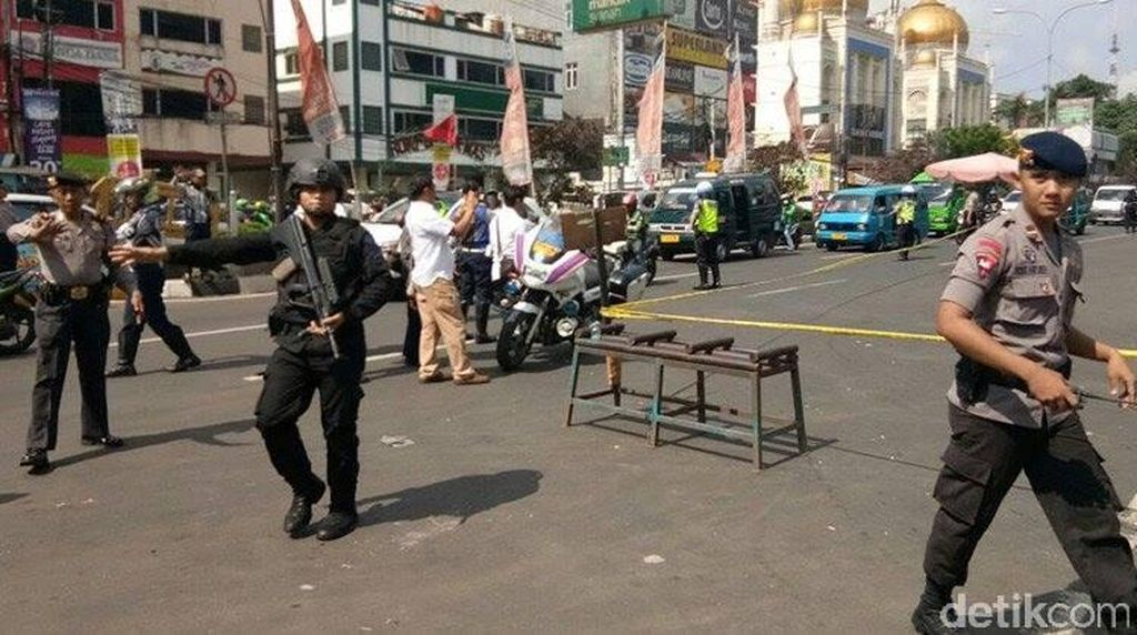 Tas Diduga Bom di ITC Depok Gegerkan Netizen