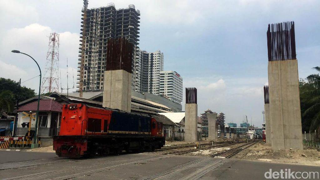 KAI Tergiur Proyek Kereta Medan-Danau Toba