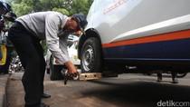 Selama Januari-Juni 2017, Ada 757 Parkir Liar di Jaksel yang Ditindak