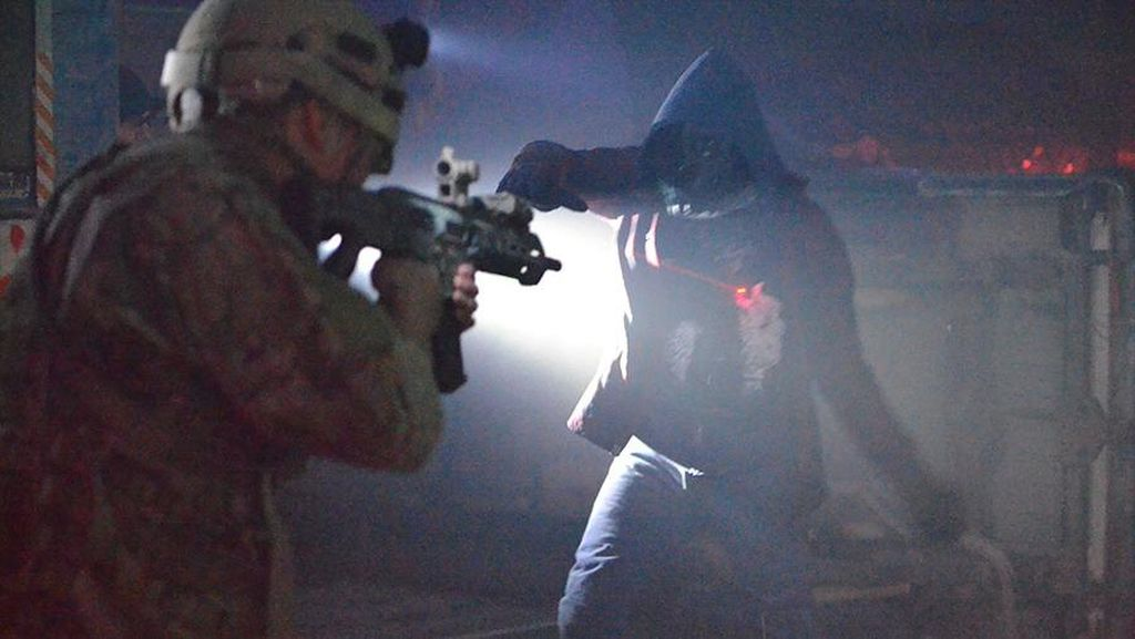 Cuma di AS, Ada Atraksi Wisata Berburu Zombie