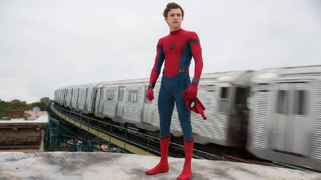 Begini Cara Unik Tom Holland Bentuk Otot dan Tubuh Demi Jadi Spiderman