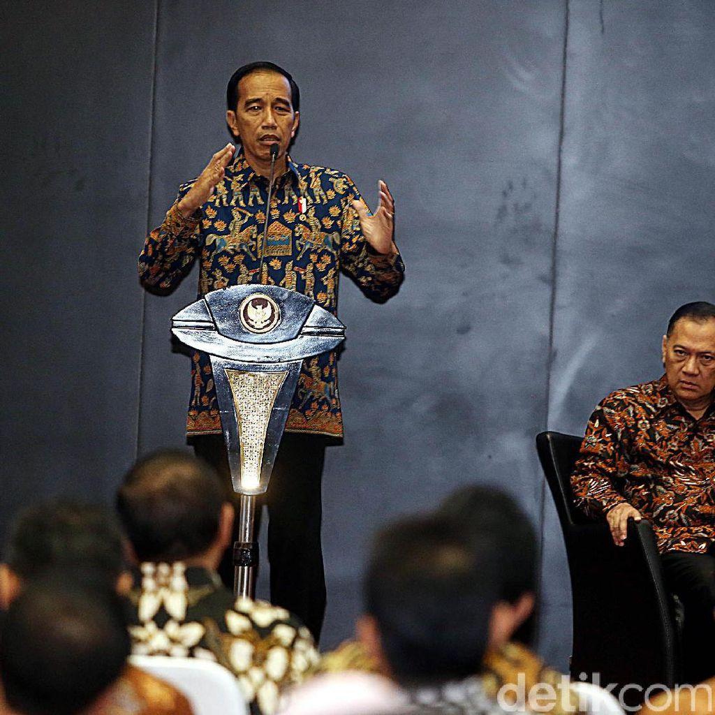 Jokowi: Generasi Z akan Ubah Landscape Politik 5-10 Tahun ke Depan