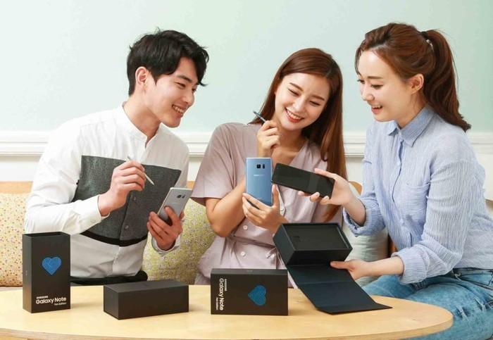 Samsung menyebutkan, pasokan untuk gadget ini terbatas hanya 400 ribu unit. Foto: Samsung