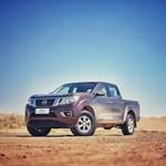 Pikap Nissan Navara Terbaru Meluncur di China