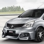 Nissan Grand Livina di Malaysia Ini Makin Sporty dengan Paket IMPUL
