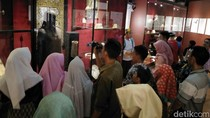 Penampakan Museum Islam Lamongan yang Ramai Dipadati Wisatawan
