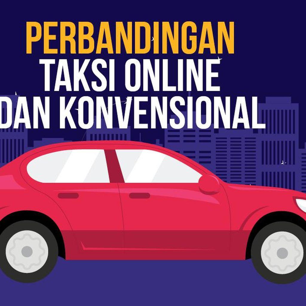 Pengemudi Online Tolak Pergub, Dishub DIY: Silakan ke Jalur Hukum