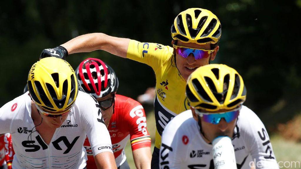 Para Pebalap Tour de France Unjuk Gigi