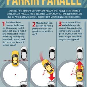 Tips Mudah Parkir Paralel