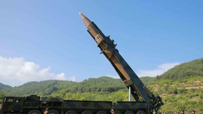 Pasukan Militer AS Siap Lindungi Guam dari Serangan Rudal Korut