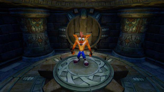 Crash Bandicoot: N. Sane Trilogy, Nostalgia Rasa Modern