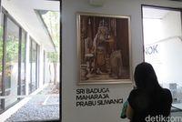 Lukisan Prabu Siliwangi (Fitraya/detikTravel)