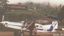 2 Heli Bantu Evakuasi Pesawat AMA yang Jatuh di Wamena