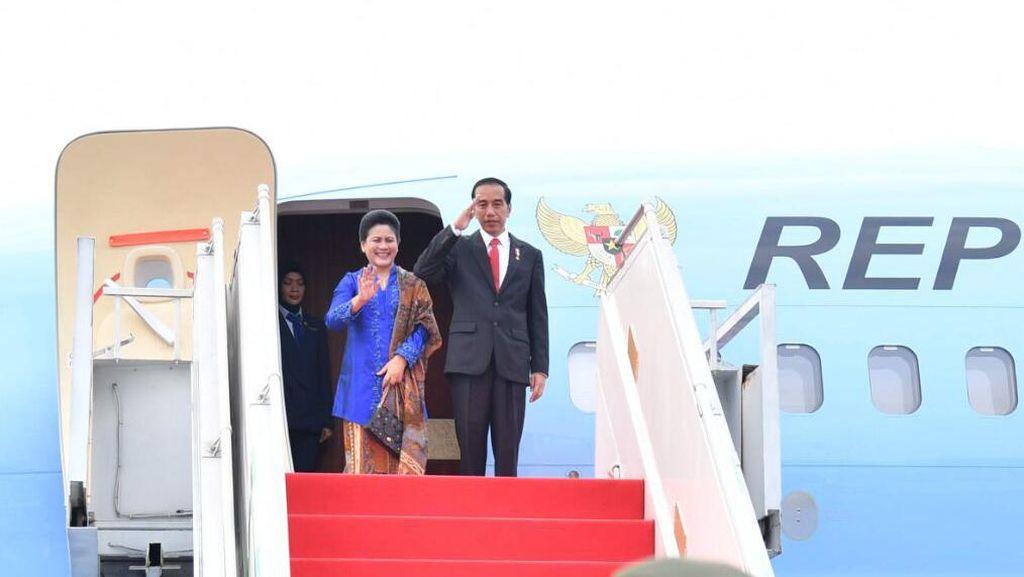 Pagi ini Jokowi Bertolak ke NTT untuk Hadiri Festival Tenun